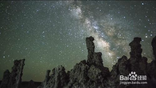谁能讲解下如何拍摄星空照片?