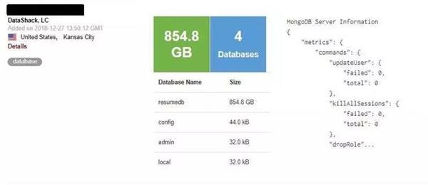 2.02亿中国求职者履历数据库泄露是真的么?