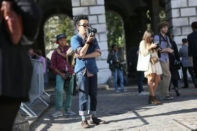 你对现在全民摄影师的现象有什么看法?