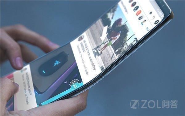 三星马上要出折叠屏手机是真的么?