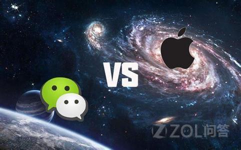 微信即将恢复打赏,苹果是服软儿了吗?