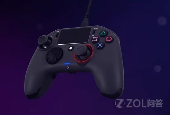 索尼要推出新的PS4手柄了?