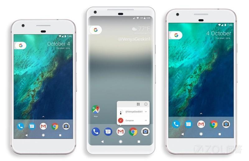 谷歌pixel2什么时候会发布?