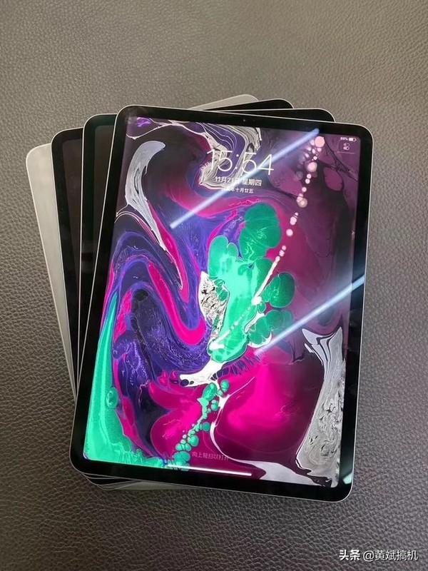 苹果的ipadPro平板A12X用三年会落后吗?