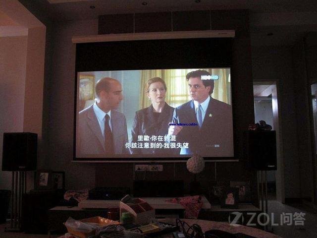 投影仪可以替代电视么?现在哪个牌子的投影仪效果比较好?