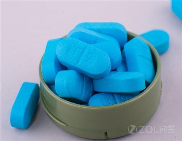 """小米卖的""""蓝色药片""""是什么东西?"""