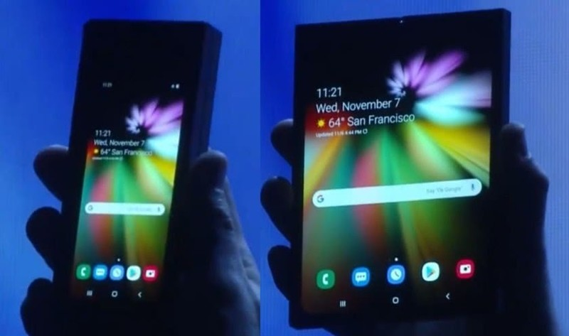 手机厂商集中发力折叠屏,你最看好哪家的技术?