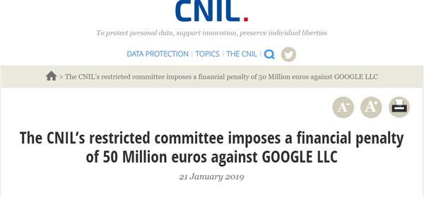 被罚3.8亿元,Google到底做错了什么?