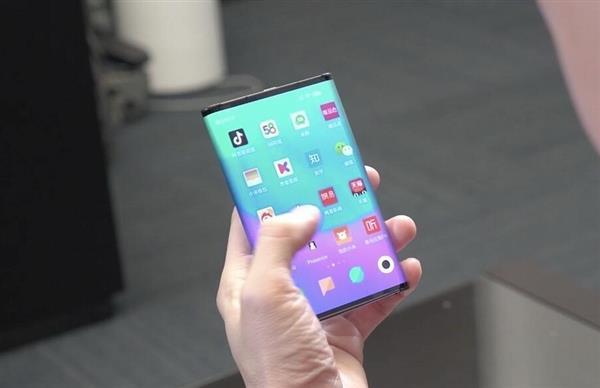 小米双折叠屏手机用的是谁的技术?