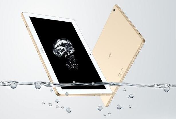 荣耀新出的平板电脑可以防水?