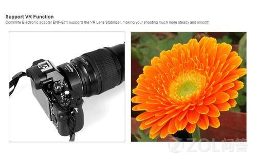 尼康镜头能用在索尼相机上?