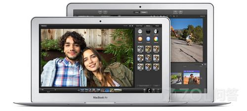 新MacBook Air能支持4K分辨率吗?
