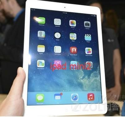 怎么区分iPad mini2和iPad mini3?