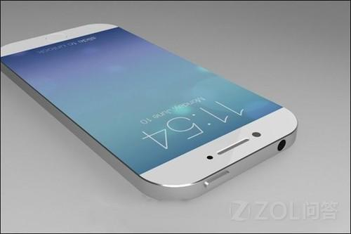 iPhone也会有无边框么???