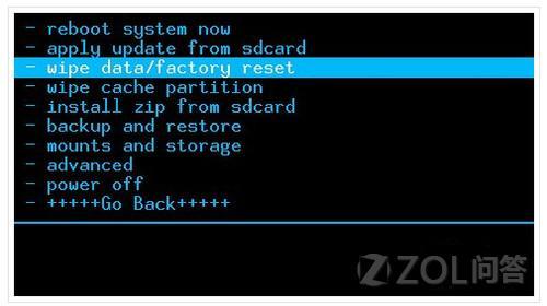 手机系统提示升级我就点升级了  然后升级失败  然后一直显示无命令  手机品牌是  糯米V1 root 过