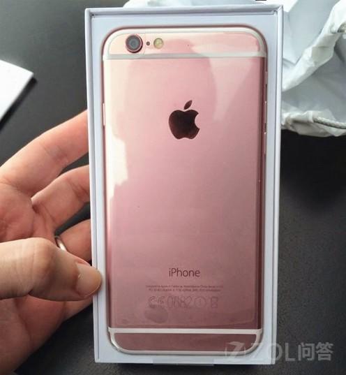 粉色版iPhone 6S会是怎样的?