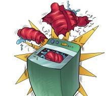 洗衣机怎么洗羽绒服?