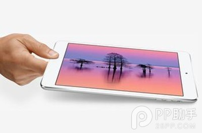 iPadmini2阴阳屏严重么?