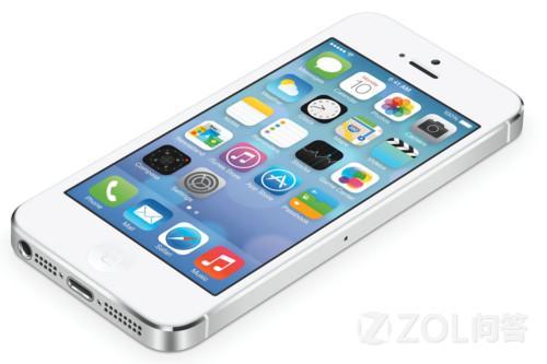 iPhone5怎么升级iOS7?