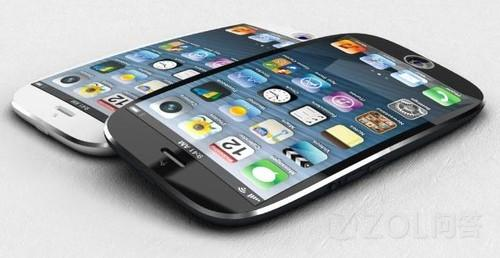 苹果6也是弯屏?