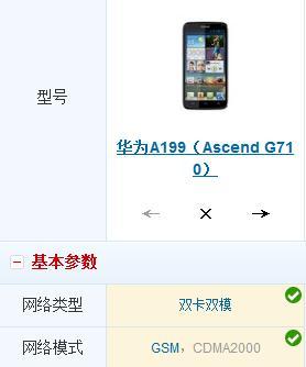 常识问答:华为A199手机可以用联通的GSM卡接打电话吗