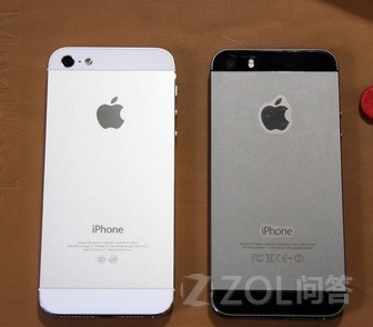 iPhone5s与iPhone5有什么区别?