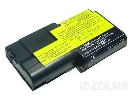 笔记本电池问题
