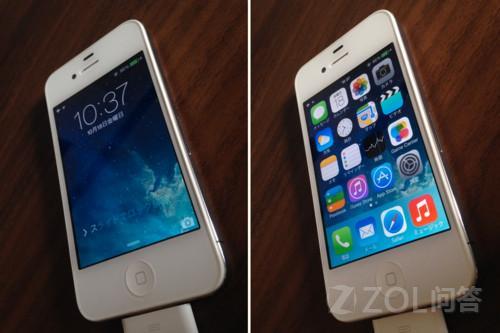 iPhone4s升级iOS7怎么降级?