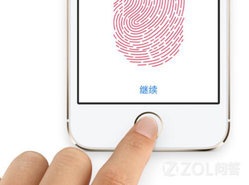 iPhone5s指纹识别怎么设置?