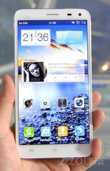 我准备换手机    想选一个外形漂亮硬件强悍的手机  MX2   oppo FIND 5  联想 K900   VIVO XPLAY  那个好些