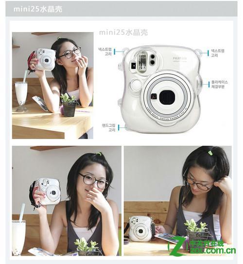 什么拍立得相机适合女生使用?