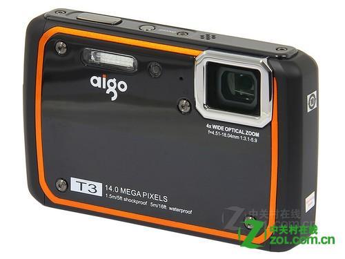 国产爱国者T3相机成像质量好不好