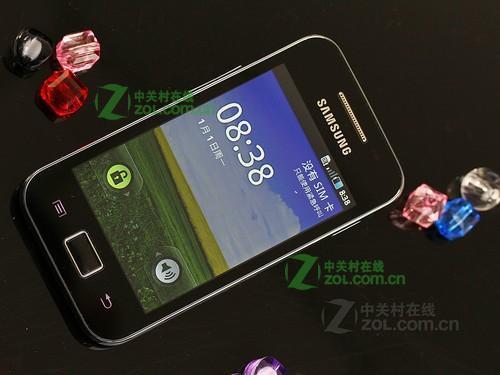 怎么设置S5830的手机壁纸
