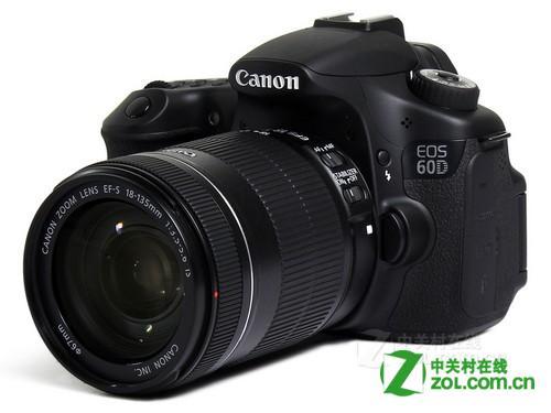 佳能60D和尼康D7000购买哪个相机