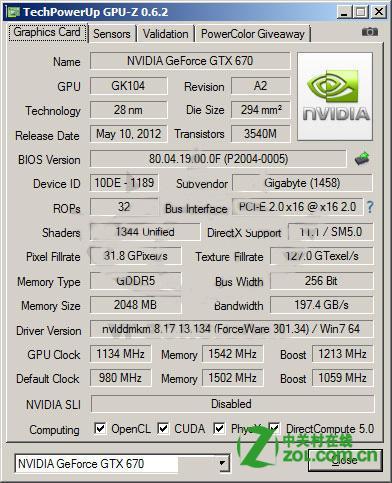 GTX670超频怎么样