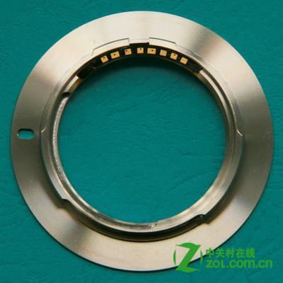 微电相机加转接环后如何调节镜头光圈