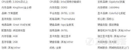 CPU主频: 3.0GHz及以上CPU类型: Intel/英特尔酷睿i5主板品牌...