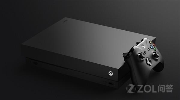 微软XBOX新机性能也将翻倍?