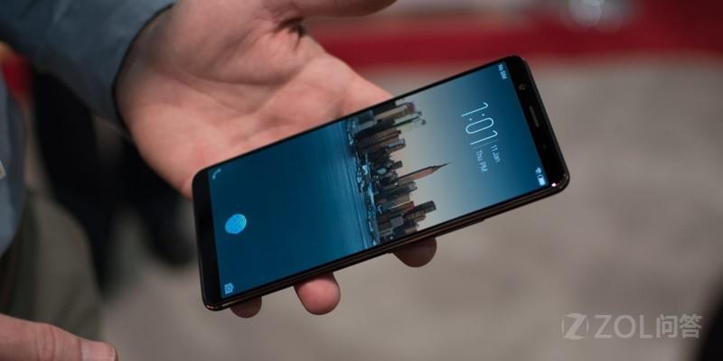 vivo X20Plus屏幕指纹版和X20Plus有什么区别?