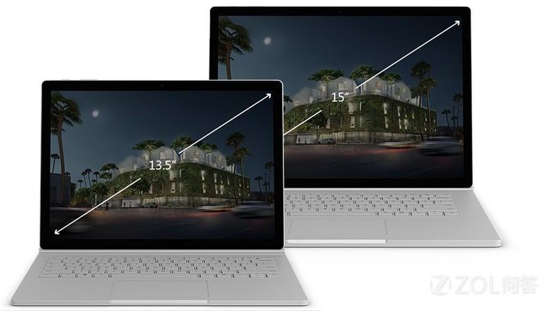 微软Surface Book 2配置怎么样?
