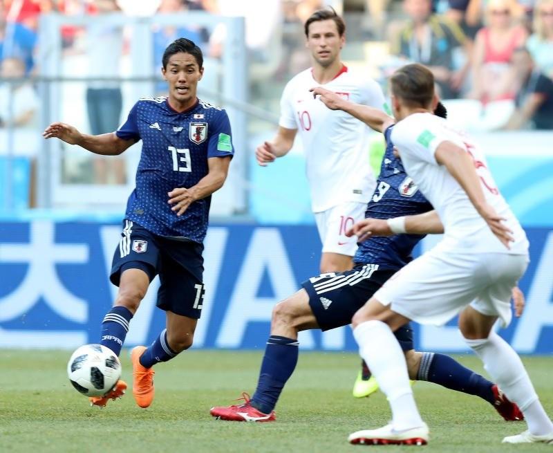 为什么日本队输了球却晋级了?
