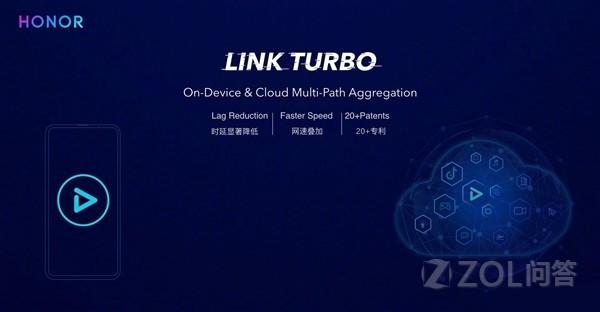华为荣耀推出的Link Turbo是怎么回事?
