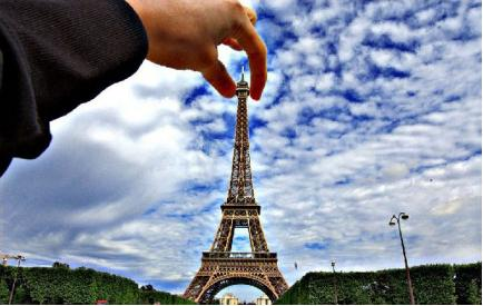 旅行中如何优雅的将照片发朋友圈?