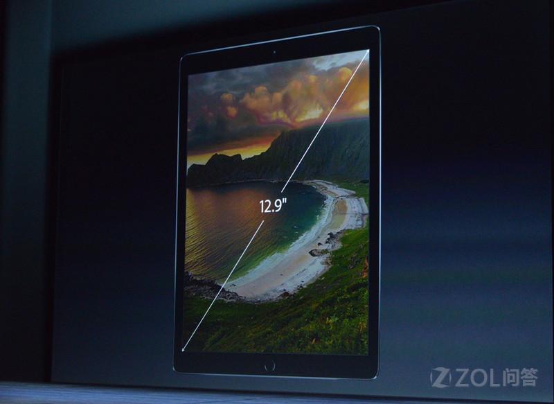 苹果iPad Pro有实体键盘吗?