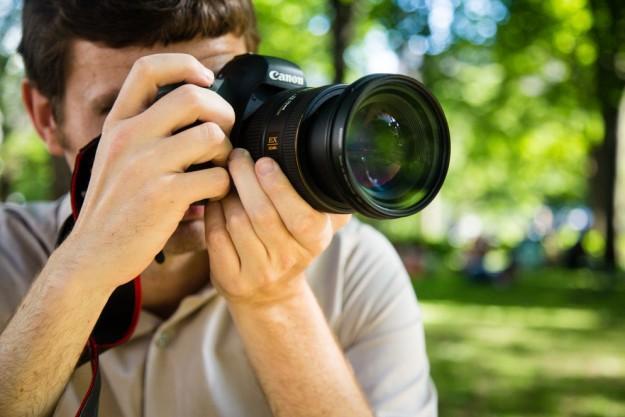 为什么一说学摄影很多人都推荐买全幅相机?