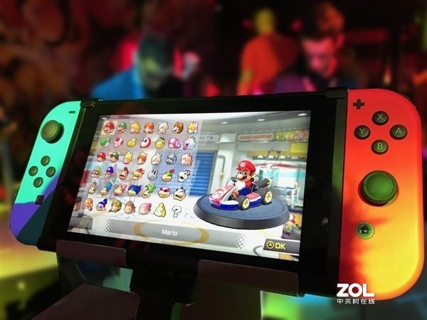 国行版Switch什么时候发售?