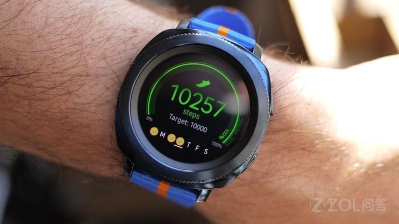 三星的gear手表好用吗?