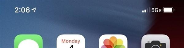 """iOS上的""""假""""5G图标是什么情况?"""