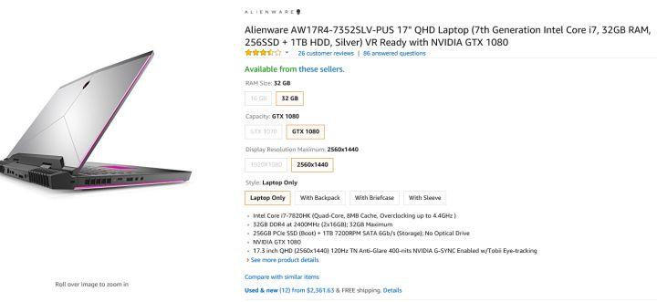 微星笔记本哪个好?微星笔记本哪个值得买?微星笔记本哪个性价比高?