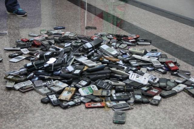 回收的废旧手机都被拿去做什么了?